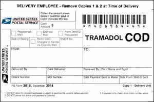 tramadol Shipped via COD